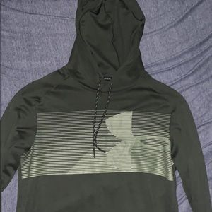 Under Armour Forrest Green Hoodie